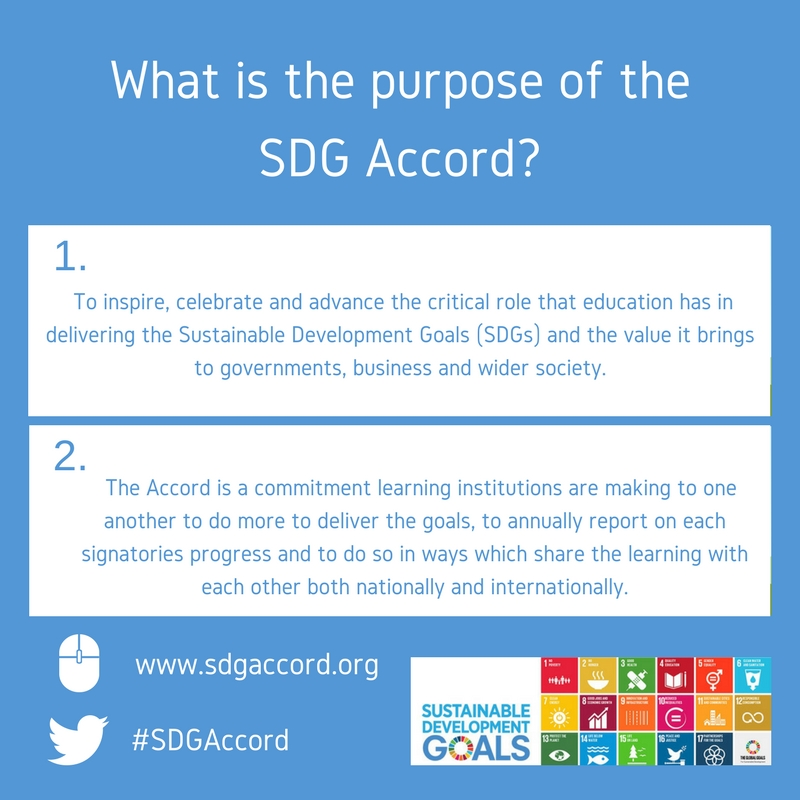 Purpose Of The Sdg Accord Image