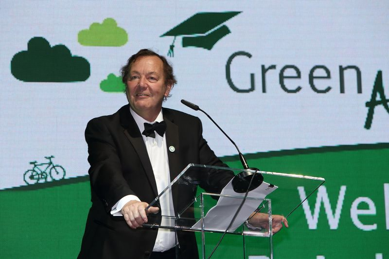 Dr Andrew Garrad, Host