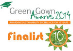 Growhampton are Green Gown Awards 2014 finalists!