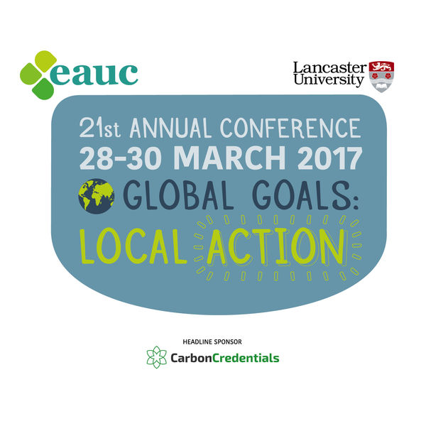 2017 EAUC Annual Conference