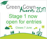 Green Gown Awards launched for 2017