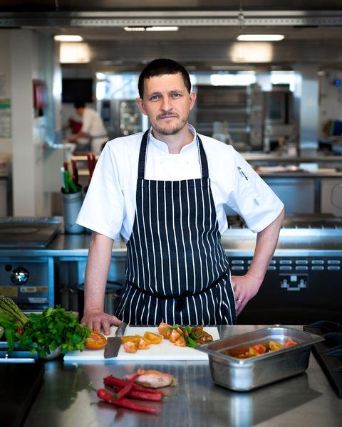 Darren Procter - Executive Head Chef