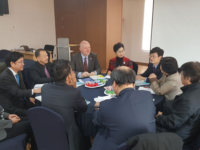 New Pan-Asia sustainability network and EAUC partnership announced at South Korean conference
