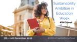 Sustainability Ambition in Education Week