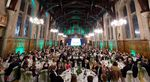 Over 360 Green Gown Awards guests in the stunning Whitworth Hall, The University of Manchester