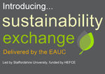 Launch of the Sustainability Exchange - Education gets new ground-breaking knowledge bank