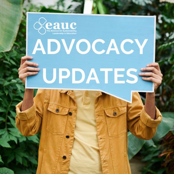 Advocacy Updates