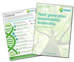 Next generation sustainability leadership  image #1