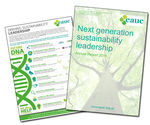 Next generation sustainability leadership