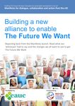 Building a new alliance to enable The Future We Want