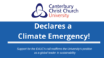 Christ Church Declares Climate Emergency image #1