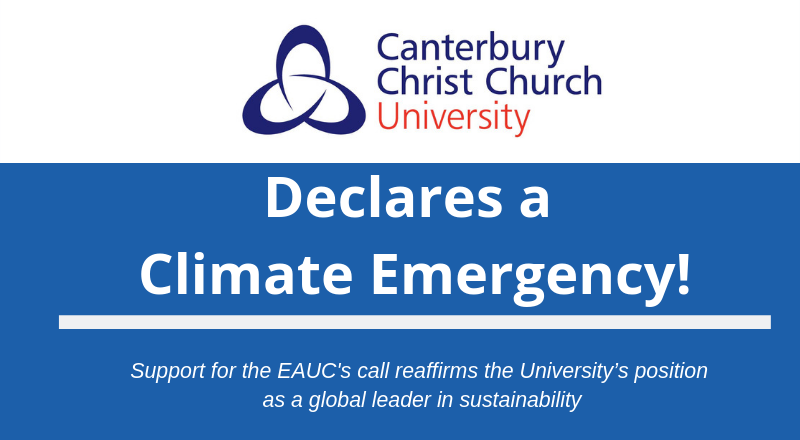 Christ Church Declares Climate Emergency