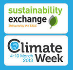 Welcome to Climate Week 2013!