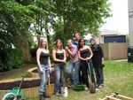 Kingston University Community Gardens