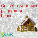 Construct your own sustainable gingerbread house!