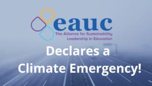 EAUC Declares a Climate Emergency