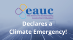 EAUC Declares a Climate Emergency image #1