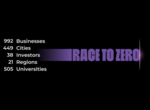 Race to Zero launch