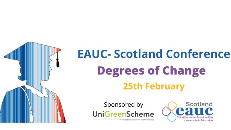 EAUC-Scotland Conference 2021