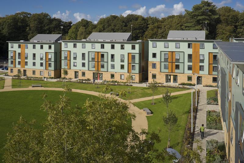 Lancaster University County Eco-Residences
