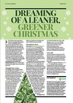 Dreaming of a Leaner, Greener Christmas