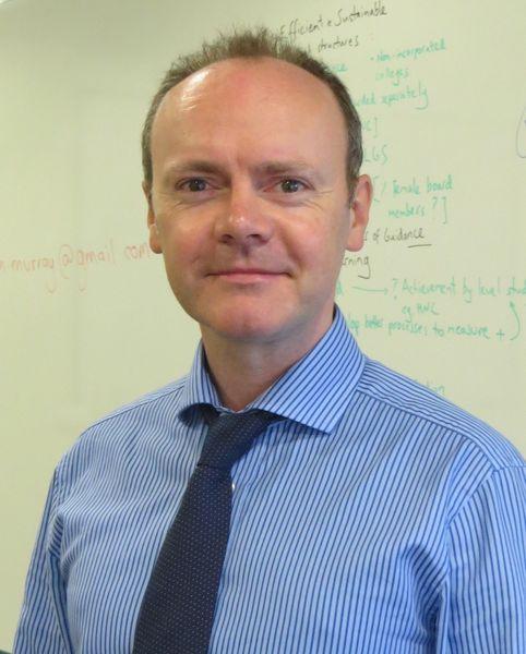 Summit Chair - David Beards, Scottish Funding Council