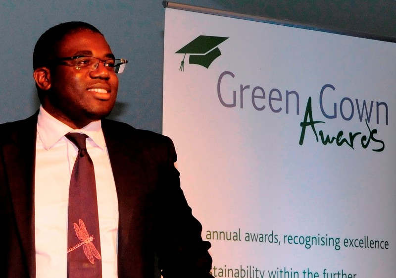 David Lammy - Minister for Higher Education and Intellectual Property