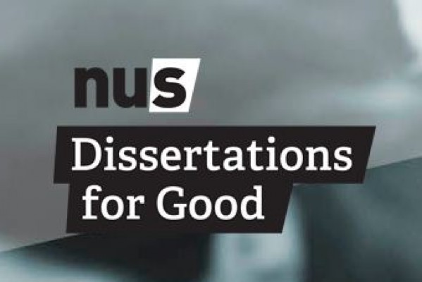 New resources to help publicise your Dissertations for Good membership