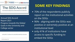 SDG Accord Report 2021 Now Available