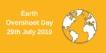 Earth Overshoot Day - what can institutions do?