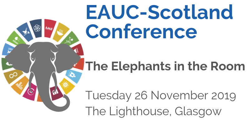 EAUC Scotland Conference Launch