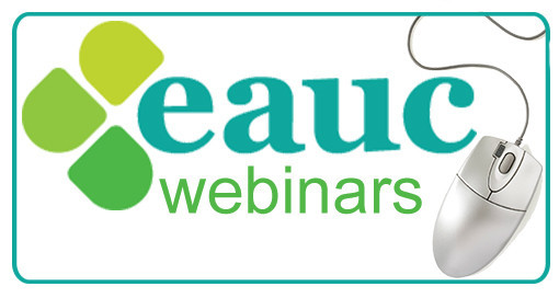 Sustainability in Research labs: Under looked but overtly necessary (EAUC Webinar)