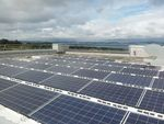 Edinburgh Telford college's 50kw solar PV system, developed by iPower