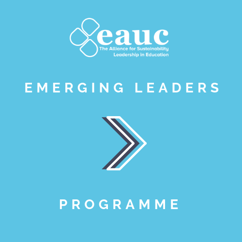 EAUC Emerging Leaders Programme 2019