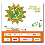 Green Gown Awards 2014 Finalists' Brochure now available image #1