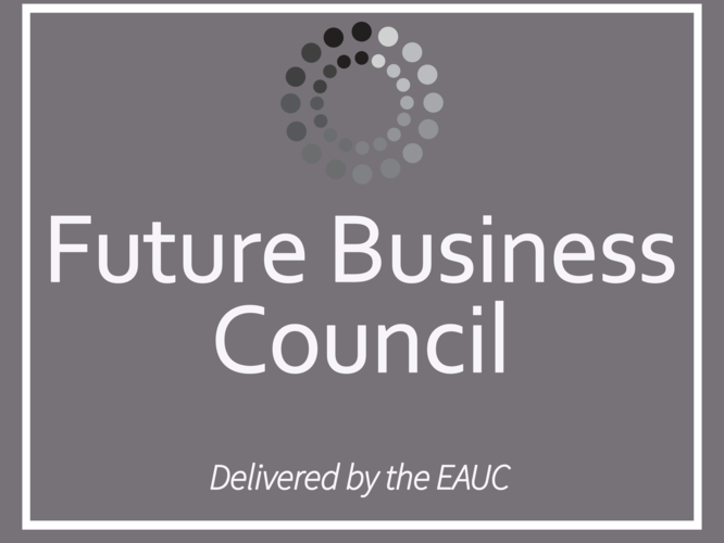 Ground-breaking new EAUC Future Business Council starts to bridge graduate skills gap