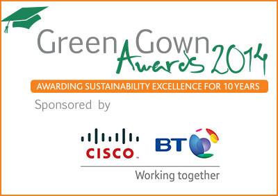 2014 Green Gown Award Winners