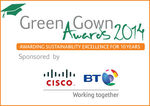 2014 Green Gown Award Winners