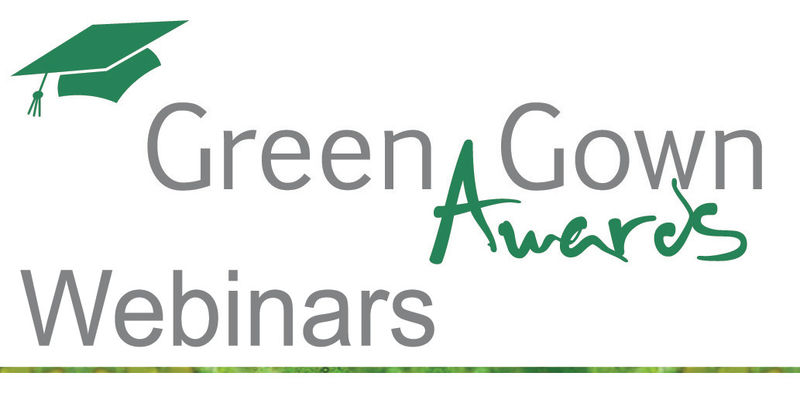 This is a Green Gown Award Webinar