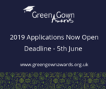Top Tips for Green Gown Awards Success image #1