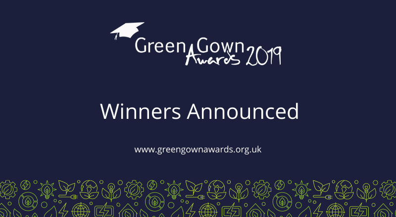 Green Gown Awards 2019
