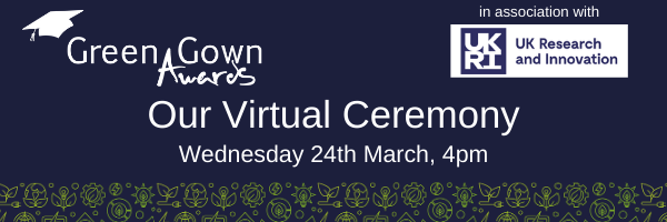 Green Gown Awards Virtual Ceremony
