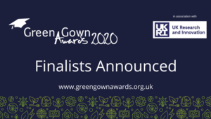 2020 Green Gown Award Finalists Announced
