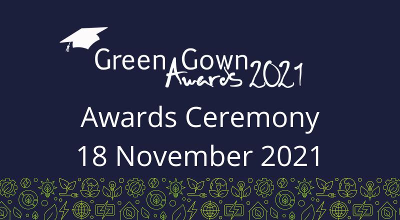 UK & Ireland Green Gown Awards Ceremony