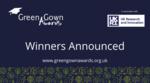 Green Gown Award Winners Announced