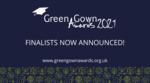 2021 UK & Ireland Green Gown Awards Finalists