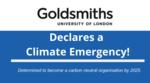 Goldsmiths pledges action on climate emergency image #1