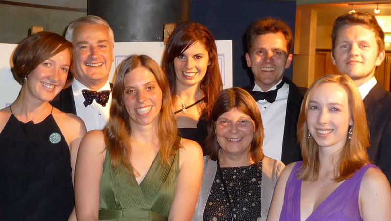 Kingston University celebrates success at the 2010 Green Gown Awards