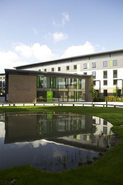 The Green � our new super green student village