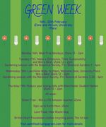 Green Week promotion from the EAUC North-West England group